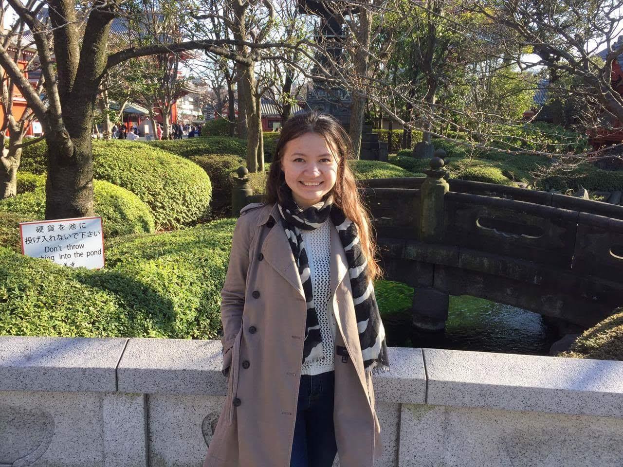 2016 Япония, оқу курсы